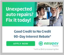 Apply Today for Easy Pay Financing